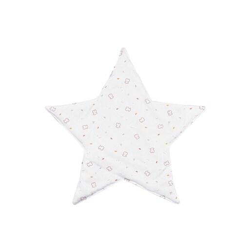 Doudou estrella Chill Marró