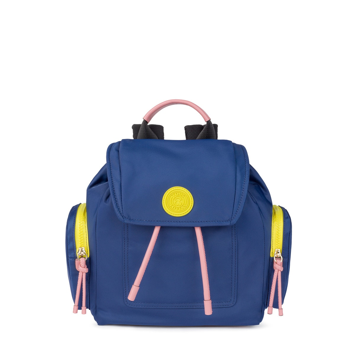 498961339 Small tri-navy colored Doromy Backpack - Tous Site Puerto Rico