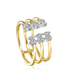 Rings and Band Rings: rings for women, men and girls - TOUS
