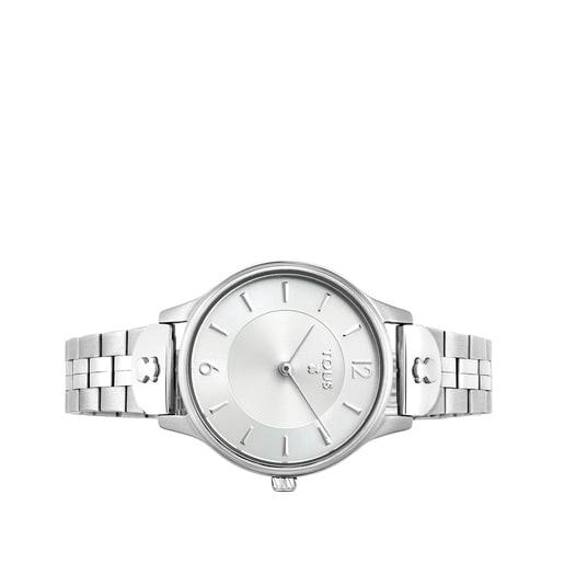 Ρολόι Len από Ατσάλι