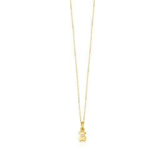 Halskette Somni aus Gold