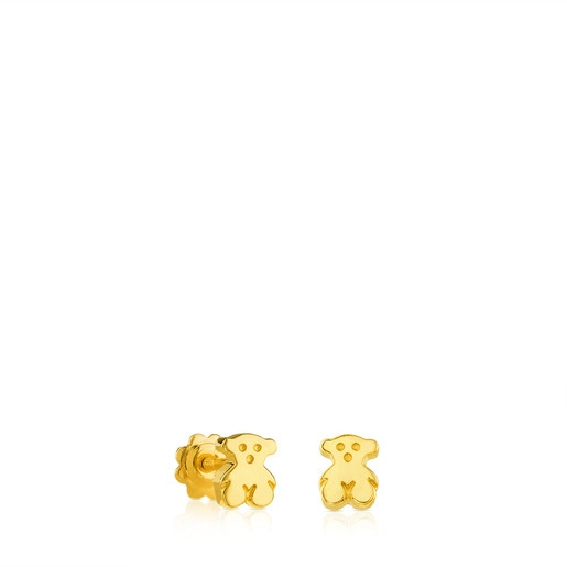 Aretes Puppies de Oro