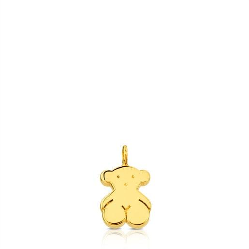 Colgante oso de oro Sweet Dolls