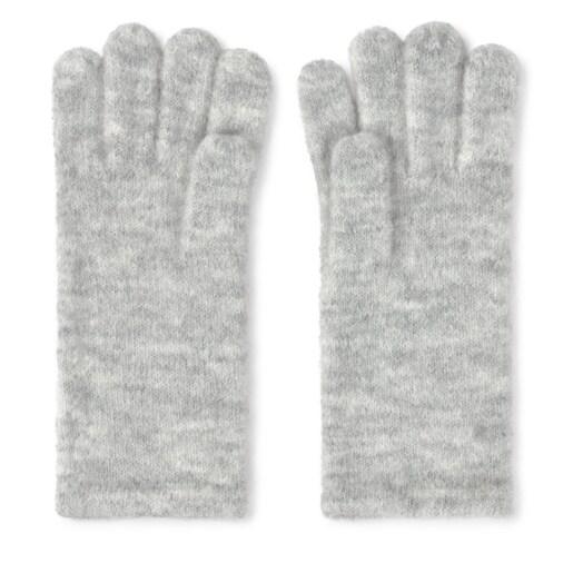 Handschuhe Cadie in Hellgrau