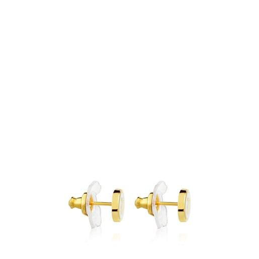 Gold Whim Earrings