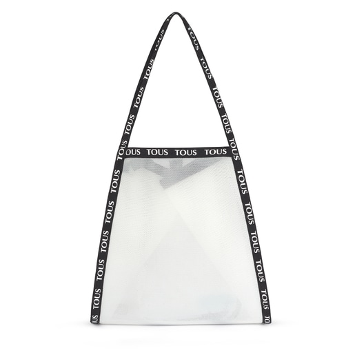 White T Colors Collection Shopping Bag