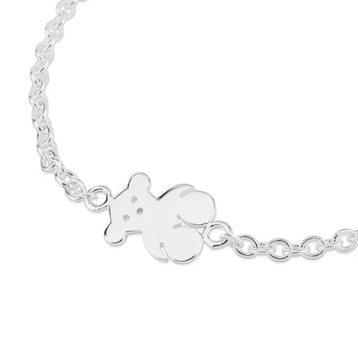 Armband TOUS Bear aus Silber