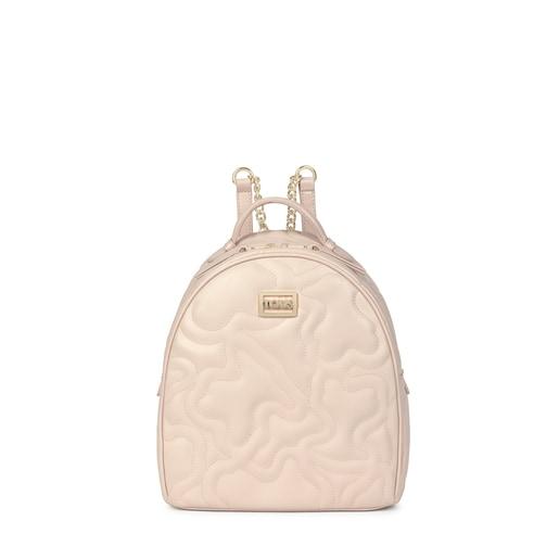 Beige Kaos Dream Backpack