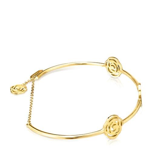 Gold ATELIER Rosa de Abril bracelet