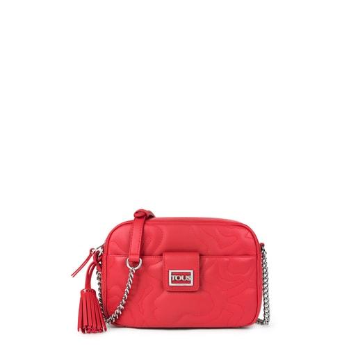 Small red Kaos Dream Crossbody bag