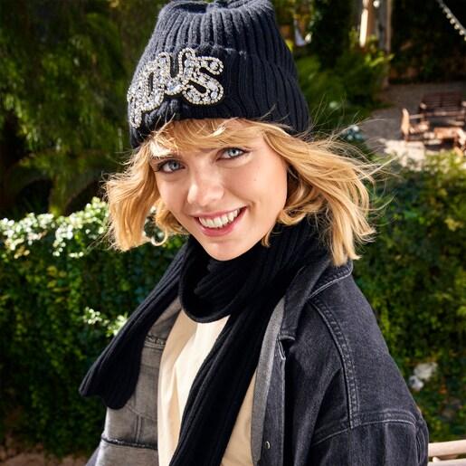 Black Bennie Cuarzo Hat