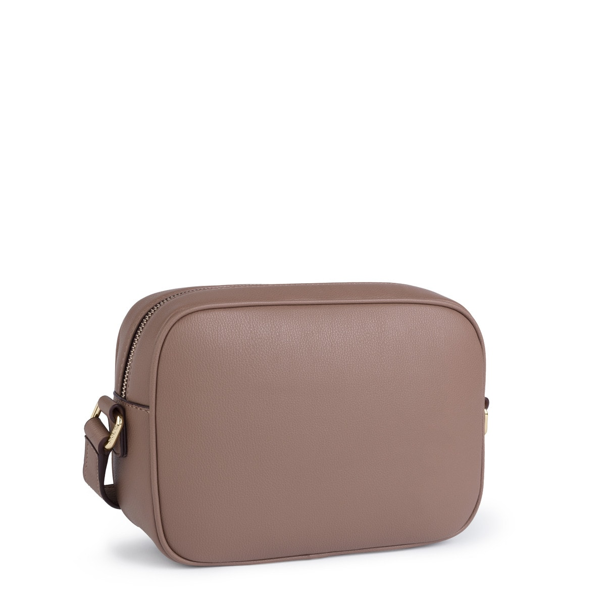 25a4b0953 Taupe colored Patch Maia Crossbody bag - Tous Site GB