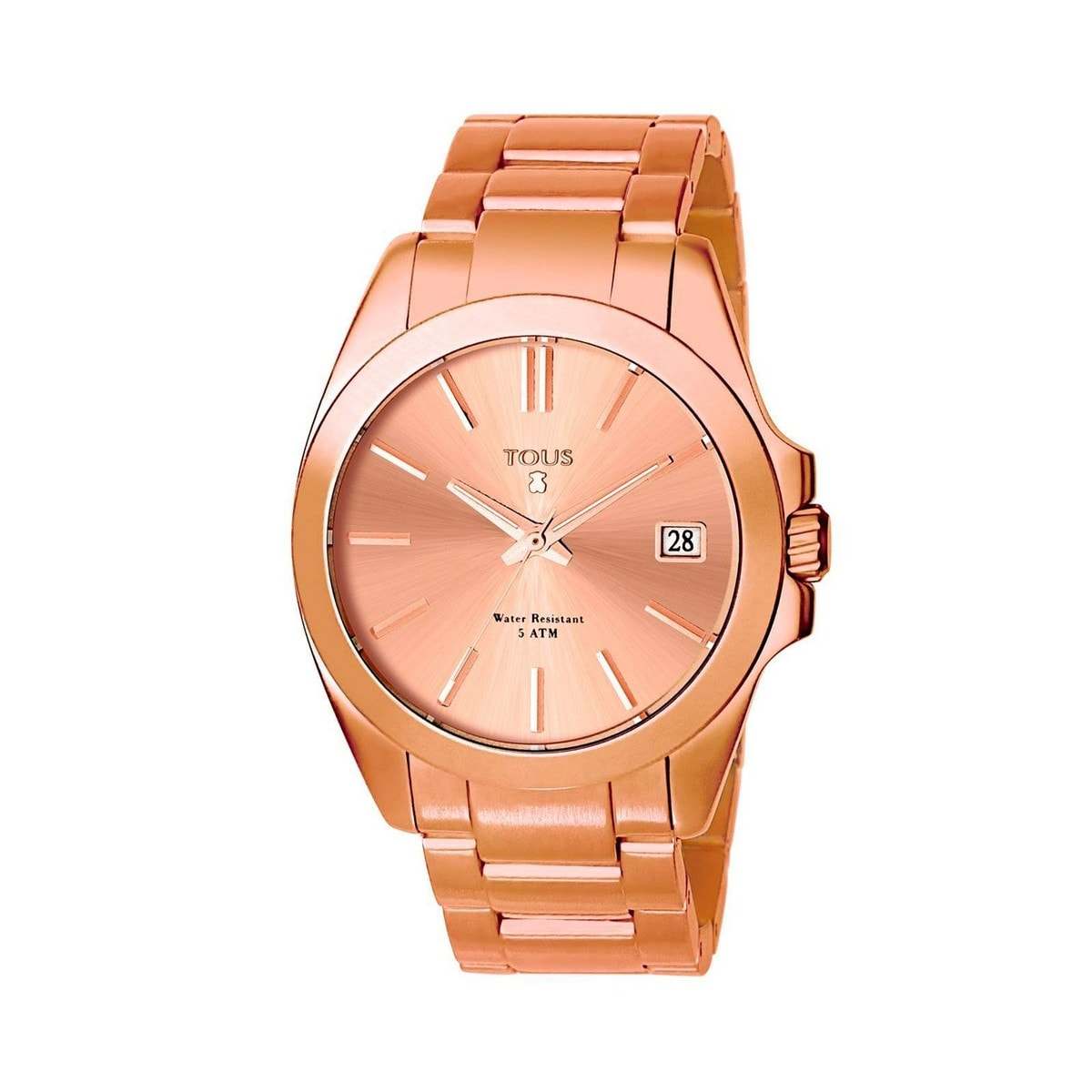 Copper anodized Aluminum Drive Watch