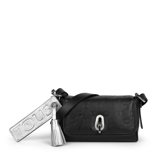 Mini Brigdy black shoulder bag