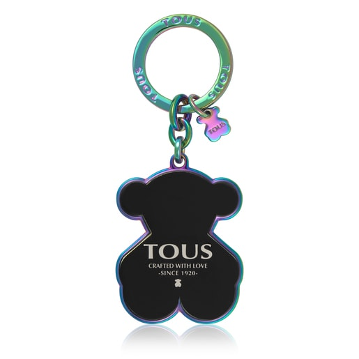Black Oso Crafted Key ring