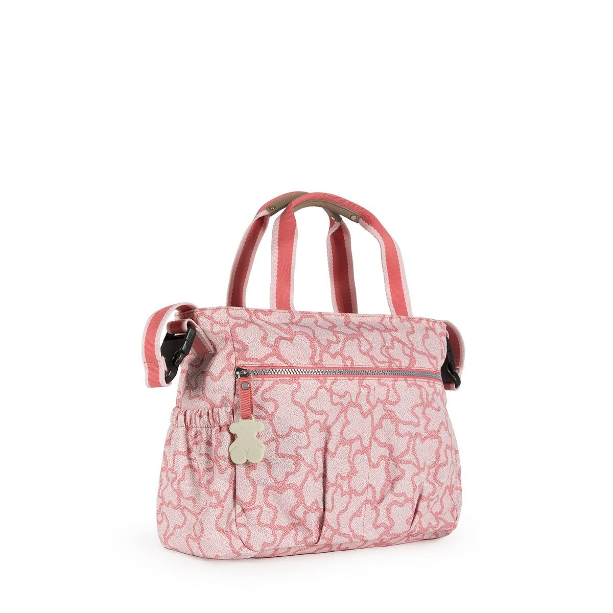 Bebé Nylon Color Rosa Tous Bolsa New En Colores De Kaos rdExBCoeQW