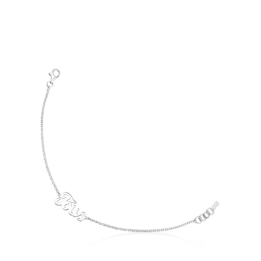 Bracelet TOUS Logo en Argent