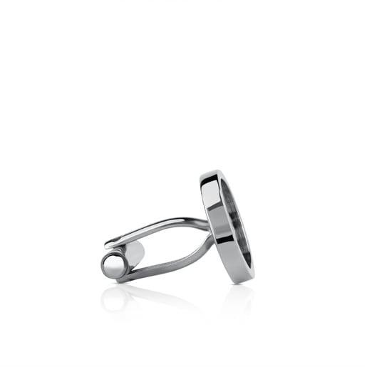 Manschettenknöpfe TOUS Acero aus Stahl