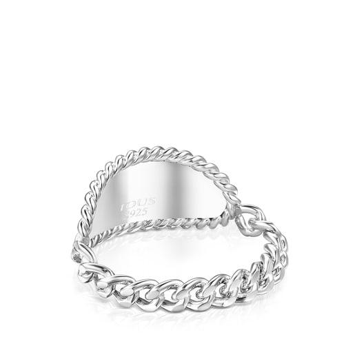 TOUS Ring Minne aus Silber
