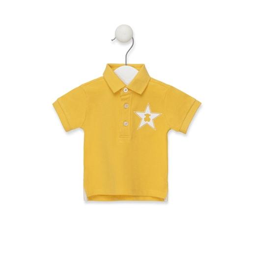 Polo Casual Amarillo