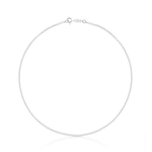 Halsband TOUS Chain aus Silber