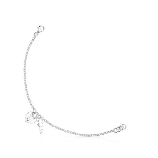 Silver San Valentín Bracelet - Online Exclusive