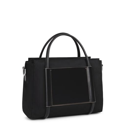 Medium black Empire Soft City bag