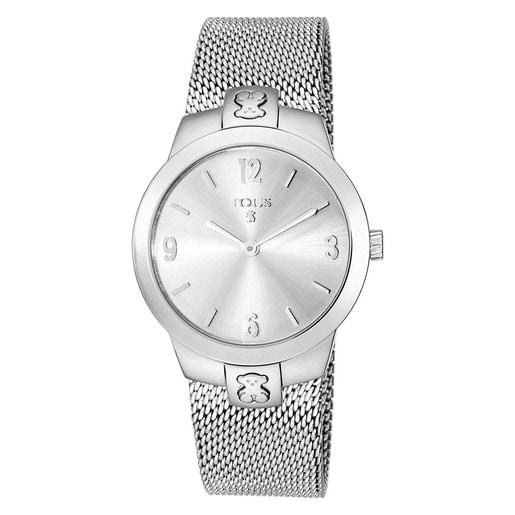 Steel Tmesh Watch