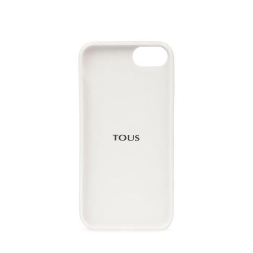 Beige Kaos Mini Cellphone case