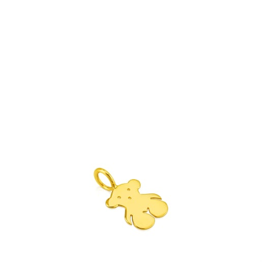 Gold Sweet Dolls Pendant