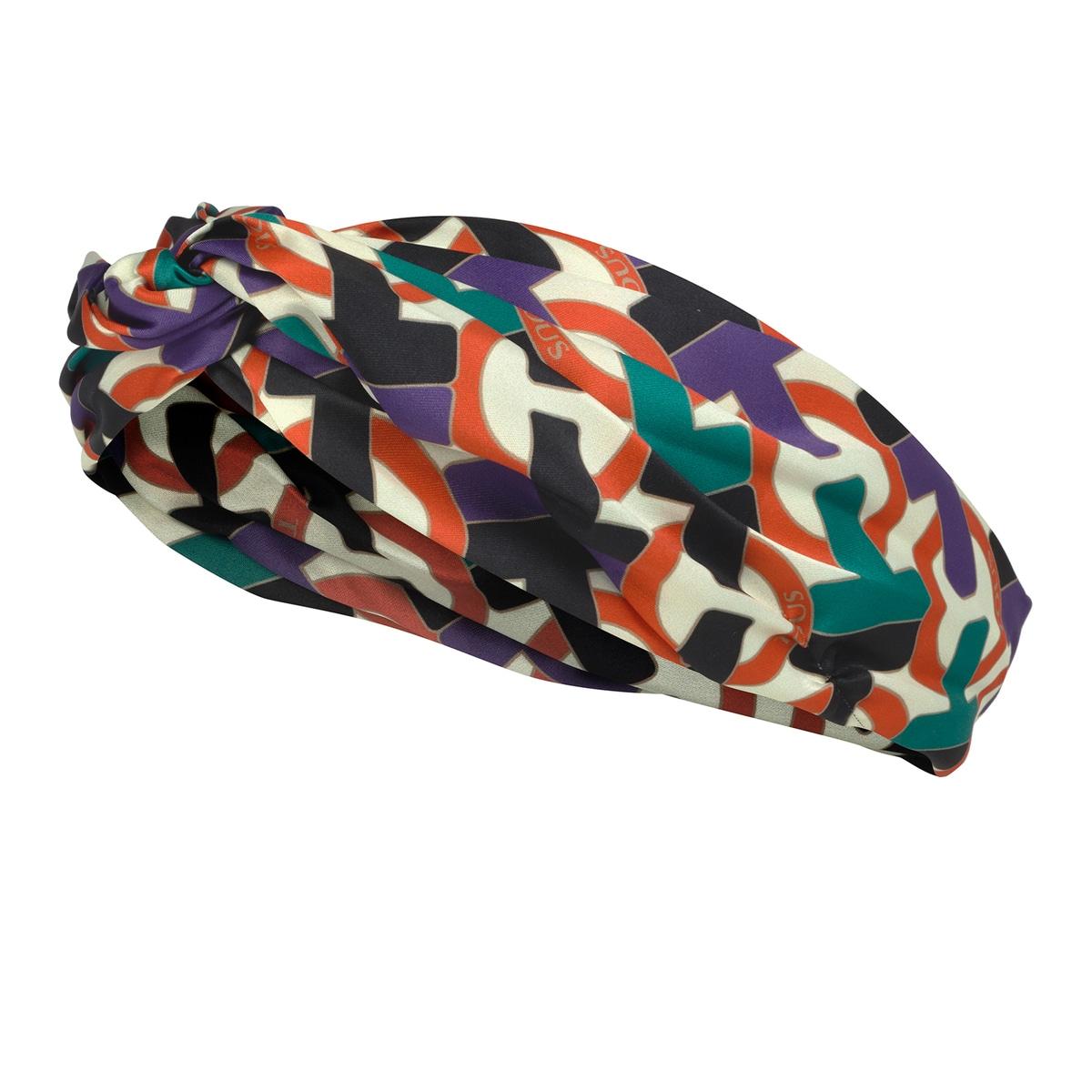Lilac elastic T Hold Headband