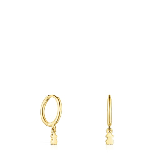 Silver Vermeil Cool Joy Earrings