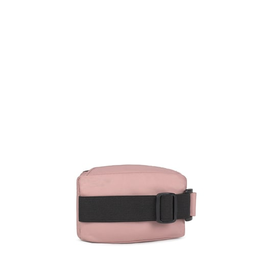 Mini pink Shelby Wristband bag
