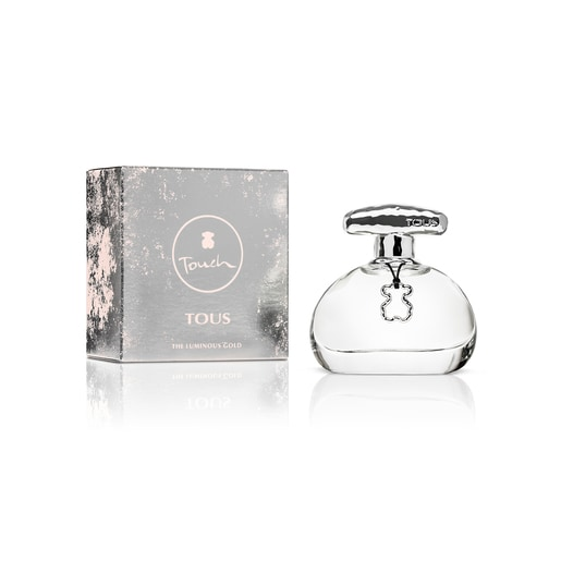 Touch The Luminous Gold Eau de Toilette - 50 ml