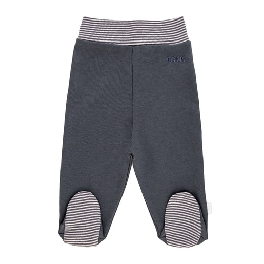 Bear newborn set in grey