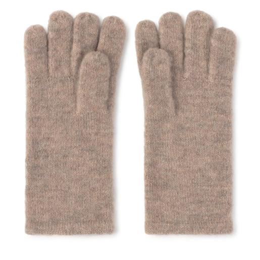 Beige Cadie Gloves