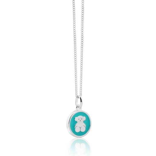 Silver Bahia Necklace