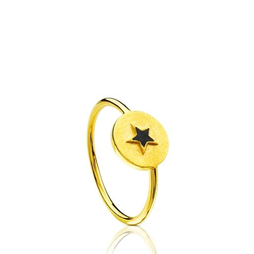 Vermeil Silver Bahia Mini Ring