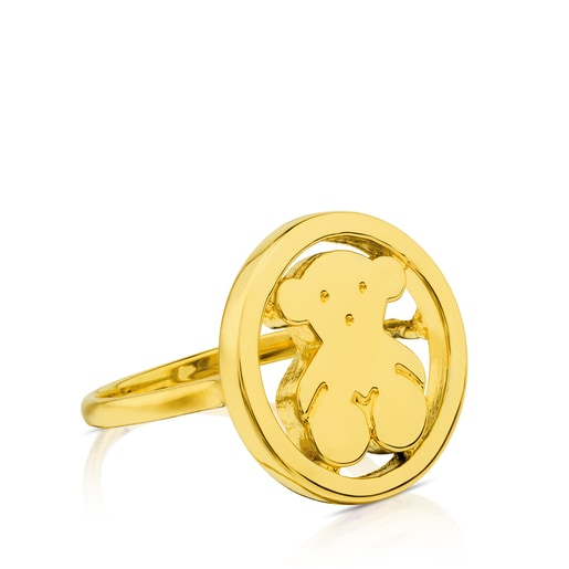 Ring Camille aus Gold.