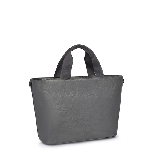 Large gray TOUS Urban Tote bag