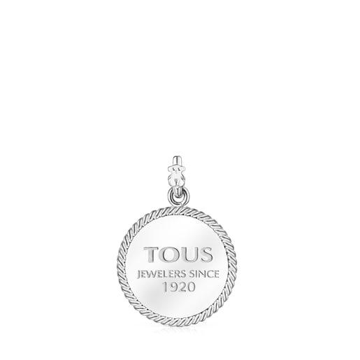 Silver TOUS Minne Pendant