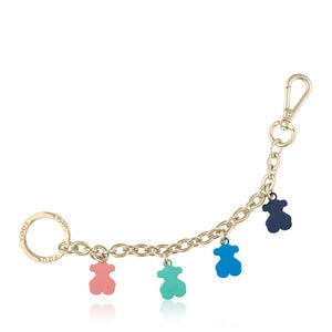Clauer Bears Unique Chain multi