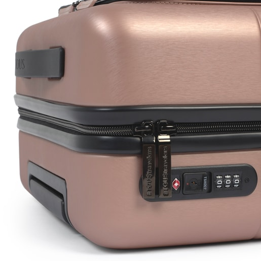 Gold-pink TOUS Travelers Trolley