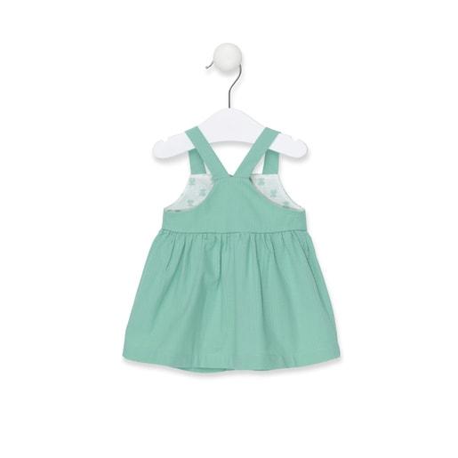 Vestido tirantes Green Verde
