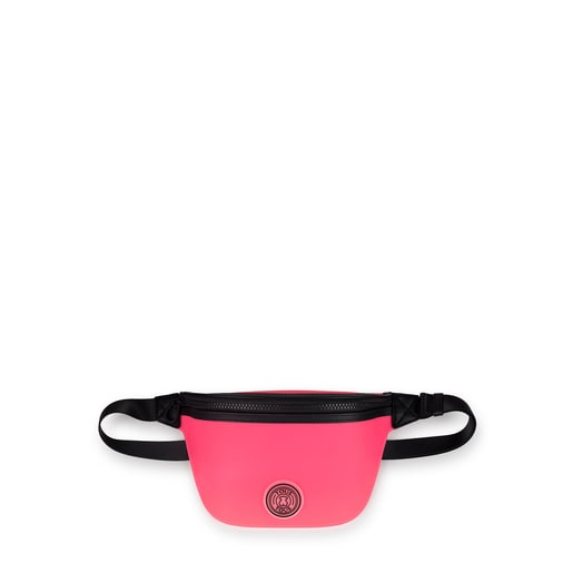 Fuchsia TOUS Rubber Waist bag