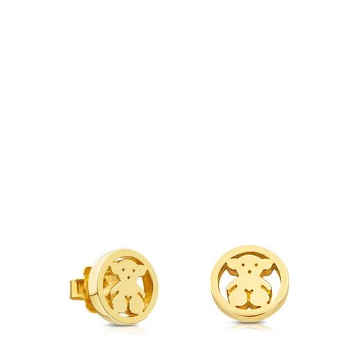 Camille Earrings in Gold