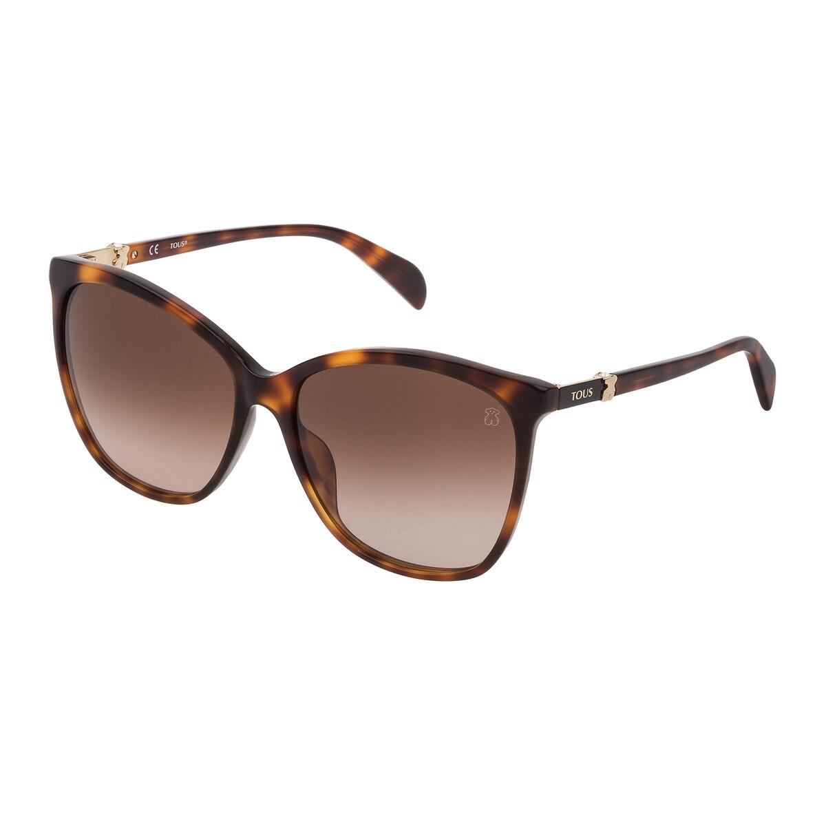 Γυαλιά Ηλίου Classic Gold Bear από Havana Acetate