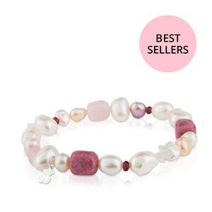Braçalet TOUS Pearls de Plata