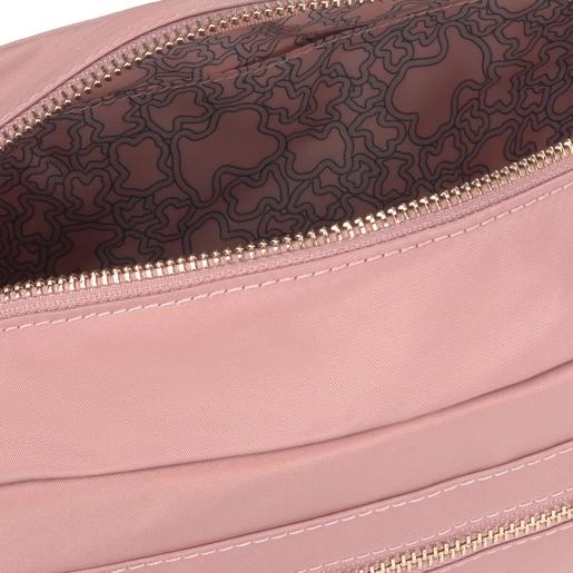 Bandolera mediana Shelby rosa