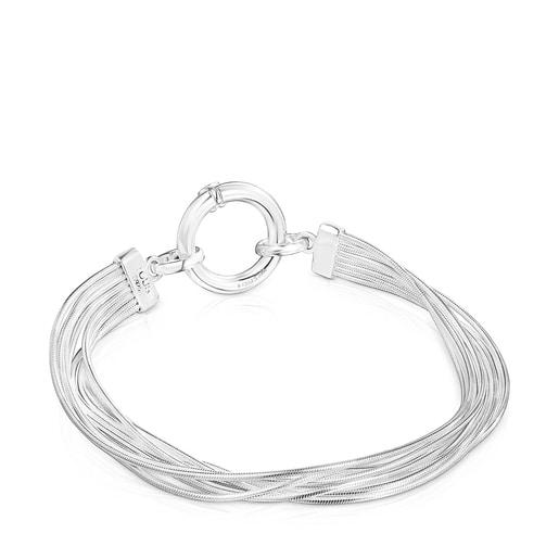 Armband Hebi aus Silber